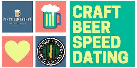 Craft Beer Speed Dating @ Crooked Stave tickets