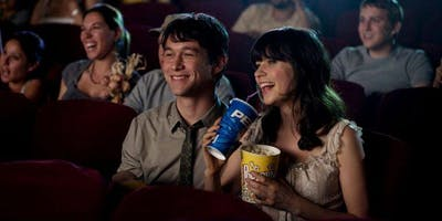Champagne Cinema -  500 DAYS OF SUMMER - Alamo Drafthouse - August 26 - 7PM
