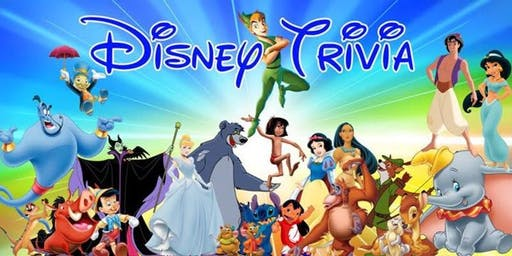 Disney Trivia Night 2019 at Dave & Buster's Va Beach