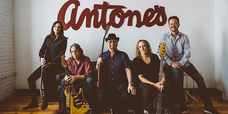 Antone's Big Trio (Denny, Sarah, Eve & The Kellers) with The Ruins tickets