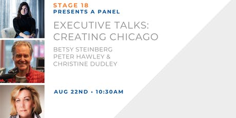 Executive Talks: Creating Chicago tickets