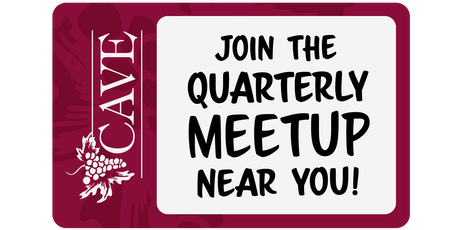 CAVE Quarterly Meetup | North Fork tickets
