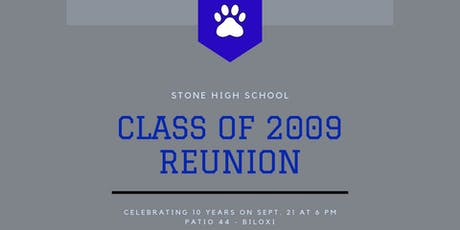 SHS Class of 2009 Reunion tickets