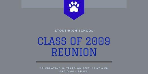SHS Class of 2009 Reunion