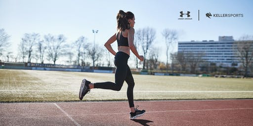 Run - Train - Recover mit Under Armour & Imke Salander