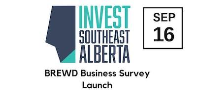 BREWD Business Survey Launch Event