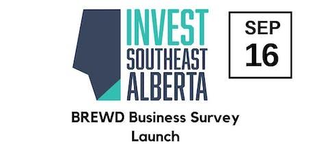 BREWD Business Survey Launch Event tickets