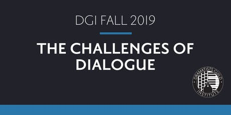 DGI FALL 2019: Writing Workshop: The Challenges of Dialogue tickets