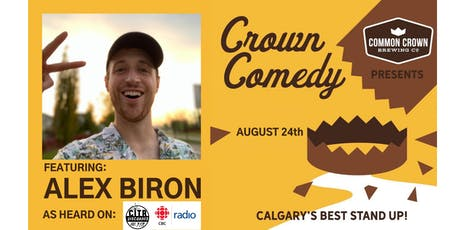 Best of Alberta Comedy & Craft Beer tickets
