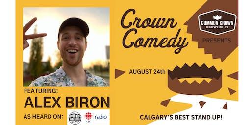 Best of Alberta Comedy & Craft Beer