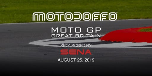 Great Britain MotoGP Watch Party presented by SENA