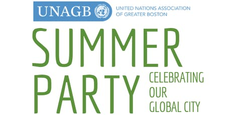 UNAGB Summer Party: Celebrating Our Global City tickets