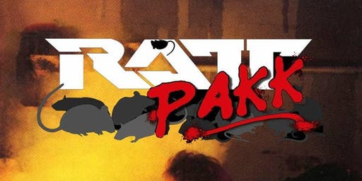 Ratt Pakk with  Rokken Dokken at Brauer House