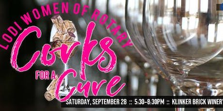 Corks4aCure tickets
