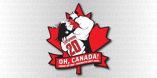 #CAPSPROM2020: Oh, Canada!