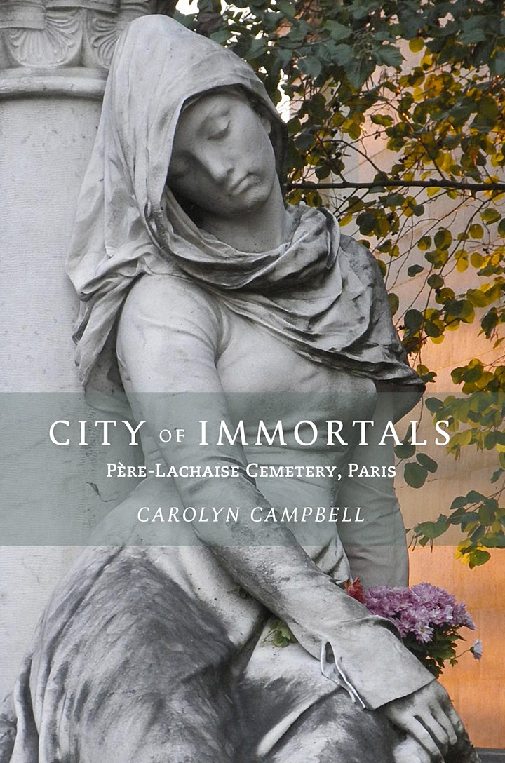 WeHo Reads: City of Immortals image