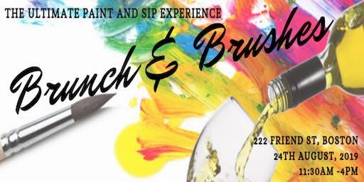 Brunch & Brushes