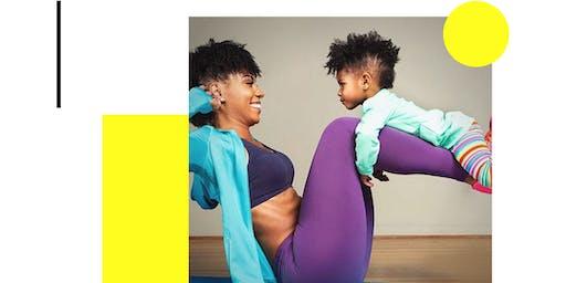 Namaplay / Donation Based Parent + Kid Yoga + Meditation w/ Joi