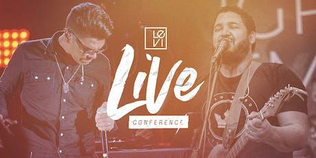 Levi Live Conference ingressos