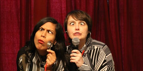 Charles & Jen at Women in Comedy Festival tickets