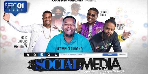 The Social Media Comedy Takeover Tour