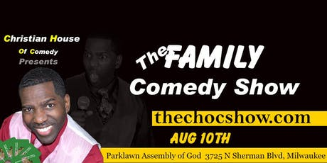 The Christian House of Comedy Show tickets