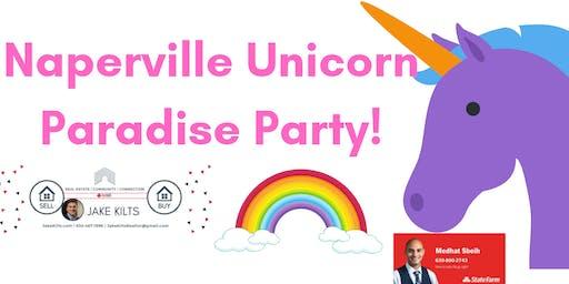 Naperville Unicorn Paradise Party