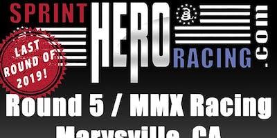 Round 5 - Sprint Hero Racing Series – MMX Racing – Marysville, CA