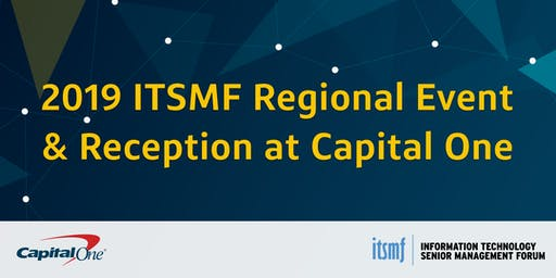 ITSMF Regional Event & Reception at Capital One