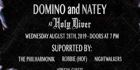 Domino @ Holy Diver tickets