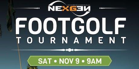 NexGen FootGolf Tournament tickets
