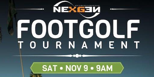 NexGen FootGolf Tournament