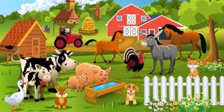Yoga at the Farm with your Little Ones - Aug 7th tickets