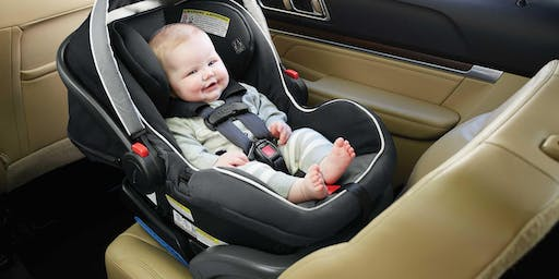 Thursday Car Seat Safety Class