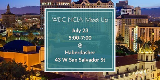 WEiC NCIA Meet Up