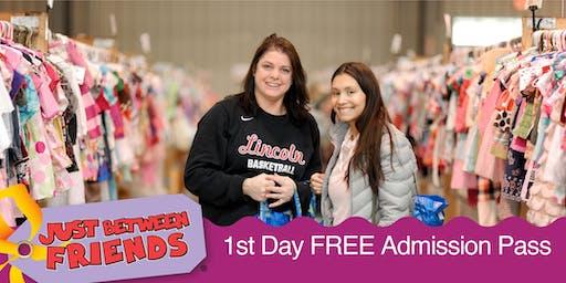 Opening Day~JBF Tulsa~FREE
