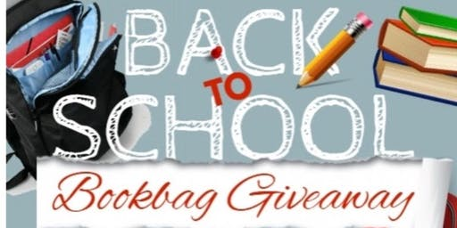 Back To School Bookbag Giveaway