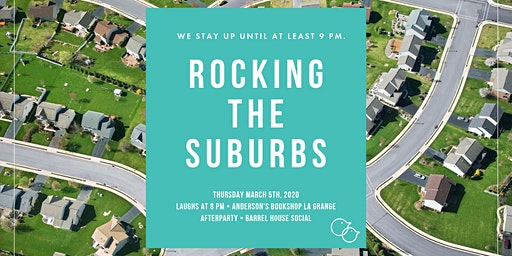 Rocking The Suburbs