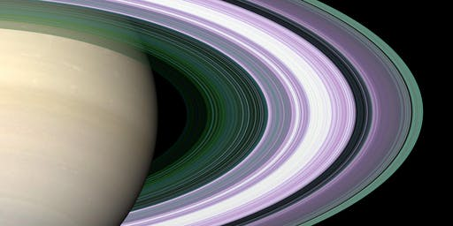 Fridays at the Museum: In Saturn's Rings