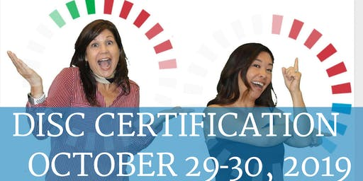 Certification: Everything DiSC Workplace® Facilitator Certification (In Hawaii)