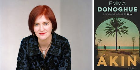 Emma Donoghue at the Brattle Theatre tickets
