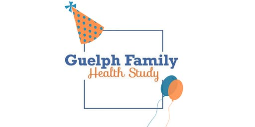 Happy 5th Birthday to the Guelph Family Health Study