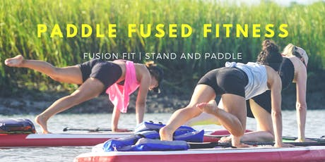 Paddle Fused Fitness July tickets