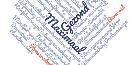 Maximaal Gezond zomerborrel (www.maximaal-gezond.nl) tickets