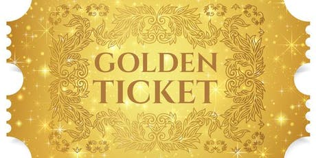 CBD Explosion - Jump on board and grab your Golden Ticket tickets