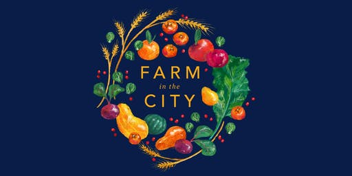 SPACE on Ryder Farm 2019 Farm in the City Gala