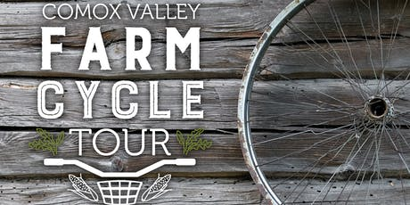 Comox Valley Farm Cycle Tour 2019 tickets
