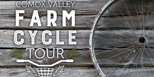 Comox Valley Farm Cycle Tour 2019