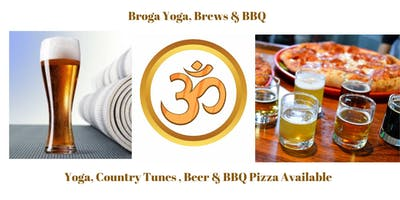 Broga, Brews & BBQ