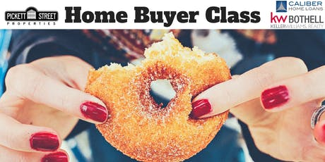 Home Buyer Class tickets